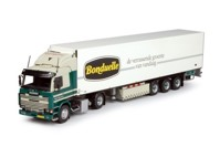 Scania 3-serie with reefer semitrailer ( Bonduelle ) Booy  (арт. 65099)