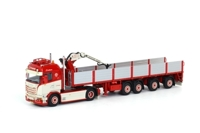 Scania R Streamline Highline B.Croonen (арт. 01-1522)