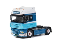 DAF XF 105 Super Space Cab Robert Kraaijveld  (арт.  01-1542)