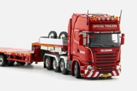 Scania R500 Streamline met 6-assige Multi-PX trailer  Nooteboom  (арт.  68685)