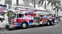 Broward County Sheriff Fire Rescue Platform 32  (арт.  FR003)