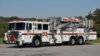 Kentland Volunteer Fire Department Tower 33  (арт.  FR015)