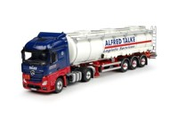 Mercedes Benz Streamspace with tanktrailer  Talke, Alfred  (арт.  67349)