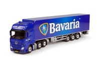 Mercedes Benz Actros Gigaspace with box semitrailer  Loos, Simon  (арт.  67267)