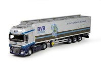 DAF Euro 6 XF Super Space Cab with walking floor trailer  BVB  (арт.  64436)