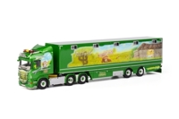 "SCANIA R Highline Peter Bjork ""Bullfighter""  (арт.  01-1579)"