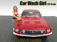 Car Wash Girl - Jennifer  (арт.  AD-23845)