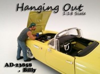 """Hanging Out"" - Billy  (арт.  AD-23858)"