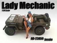 Lady Mechanic - Jessie  (арт.  AD-23860)
