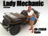 Lady Mechanic - Katie  (арт.  AD-23862)