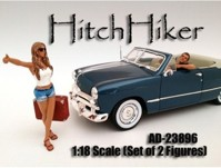 Hitchhiker Set (2 figures Set)  (арт.  AD-23896)