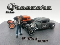 Greezerz T-Bird  (арт.  AD-23822)