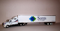 kenworth  T600  WalMart/Sam's Club  (арт.  13499)
