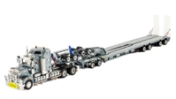 KENWORTH T909 Mercury Silver  (арт.  ZT09027)