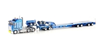 KENWORTH K200 Metallic Blue  (арт. ZT09052)