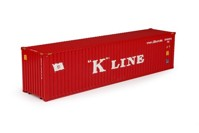 T.B. K-line 40ft container  (арт.  68920)