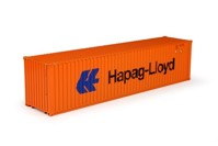 T.B. Hapag Lloyd 40Ft. container  (арт. 68919)