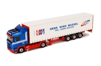 SCANIA R Highline Henk Wind Mussel (арт.9290)