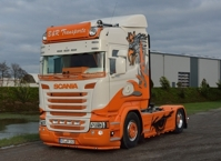 Scania R Streamline Highline B&R Transporte  (арт.  01-1922)