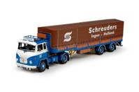 Scania LB76 with Classic Goosneck trailer Schreuders  (арт.  65848)