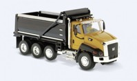 Cat CT660 Dump Truck yellow  (арт. 70022)