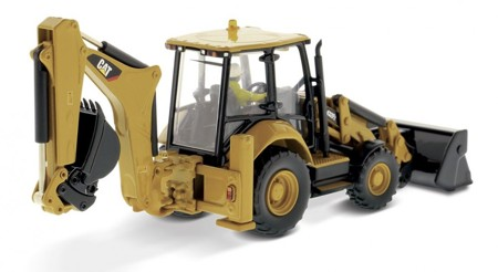 Cat 432F2 Side Shift Backhoe loader  (арт. 70005)