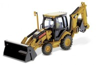 Cat 420E Backhoe Loader (Pivot)  (арт. 69976)