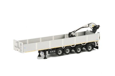 Brick Trailer (4 axle)  Kennis bricktrailer  (арт.  03-1103)
