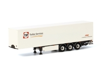 Box Trailer (3 axle) WSI Premium Line  (арт.  04-1161)