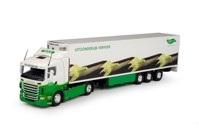Scania R6 Lowline with reefer semitrailer Greenery  (арт. 70098)