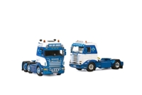 SCANIA R Highline + SCANIA R113/R143 van den Broeck  (арт.  02-1512)
