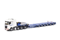 Mercedes-Benz Arocs Big Space SLT 8x4 Baldwins Crane Hire  (арт. 01-1884)