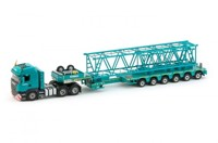 Kobelco Scania R-Streamline Highline+6 axle MCOPX with load  (арт.  69095)