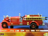 Ahrens-Fox HT Piston Pumper-Morristown, NJ  (арт.  COR52605)