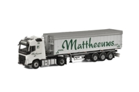 Volvo FH4 Globetrotter Mattheeuws Transport  (арт.  01-1910)