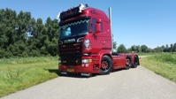 Scania R Streamline Highline Valke Transport  (арт. 01-2019)