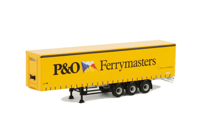 Curtainside Trailer (3 axle)  Curtainside Trailer P&O Ferrymasters  (арт.  04-1003)