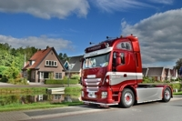 Iveco Stralis Highway 4x2 EuroTrans  (арт.  01-2110)