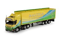 Scania G Highline with Cargo floor trailer Malcolm, W.H.  (арт.  65466)