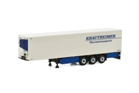 Reefer Trailer Thermoking (3 axle) Krautheimer  (арт. 01-2091)
