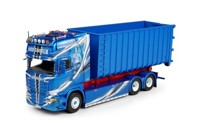 Scania R-Streamline Topline rigid truck with hookarm container Fils, Agder  (арт. 69433)