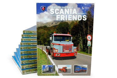 Book Scania Friends Edition 1 - ( English version )  (арт.  71502)