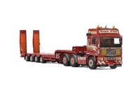 Semi Lowloader with Ramps Richard O'Neill  (арт. 15-1021)