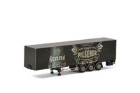 Box Trailer (3 axle) WSI Premium line  (арт. 04-2007)