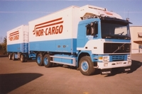 Volvo F12 Alta Transport - Nor Cargo (арт. 01-2430)
