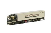 Scania R Streamline Highline Lars M. Klemmensen  (арт. 01-2069)