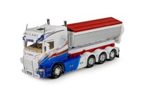 Scania R-serie Highline rigid truck with hookarm container Per Brodde  (арт.  67132)