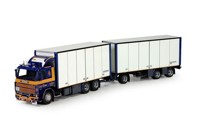 Scania 2-serie rigid truck with reefer trailer  Eriksen, Leif  (арт. 71028)