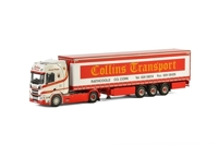 Scania S Highline CR20H Collins Transport  (арт. 01-2295)