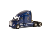 KENWORTH T680 6x4 DARK BLUE USA Basic Line (арт. 33-2027)